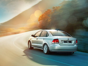 Volkswagen улучшил шумоизоляцию Polo седана