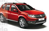 Гамму двигателей Dacia Duster пополнит турбомотор