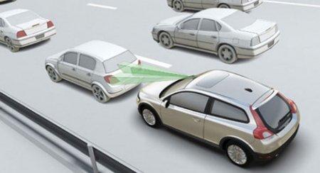 Автомобили Volvo перестанут попадать в аварии