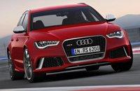"Новый Audi RS6 Avant: реактивный ""сарай"""