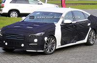Hyundai работает над Genesis второго поколения