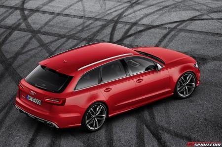 2013 Audi RS6 Avant