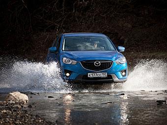 Mazda выпустит мини-CX-5