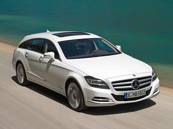 Mercedes-Benz CLS обзаведется твин-турбо мотором V6
