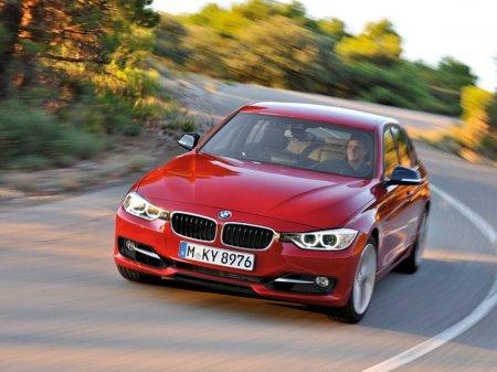Седан BMW 3-Series шестого поколения - старая добрая трёшка в новом исполнении
