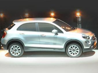 Fiat одобрил запуск в серию двух компактных кроссоверов