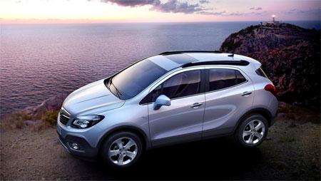 Две премьеры Opel на автосалоне в Женеве