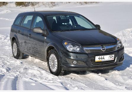 Отзыв об Opel Astra H
