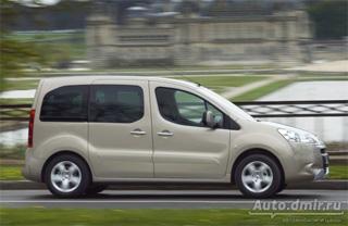 Тест-драйв Peugeot Partner Tepee