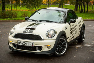 Тест-драйв MINI Cooper S Coupe