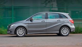 Тест-драйв Mercedes B класс