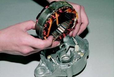 Как отремонтировать генератор авто самостоятельно