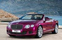 Детройт-2013: Bentley отказал Continental GT Speed в крыше