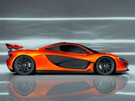 McLaren сообщил новые данные о наследнике модели F1