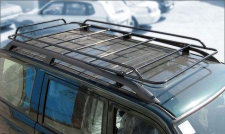 Внешний багажник для автомобиля