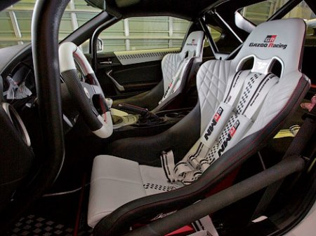 Японские гонщики построили 330-сильное купе Toyota GT 86