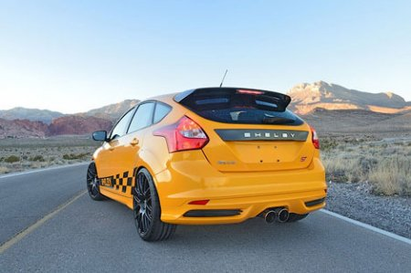 """Шелби"" предложил пакет доработок Ford Focus ST по цене ""Фиесты"""