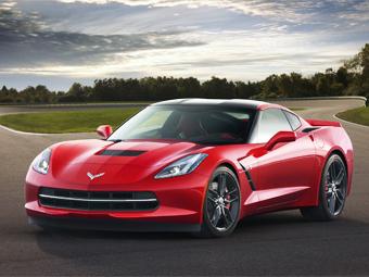 Первый экземпляр нового Chevrolet Corvette продадут на аукционе