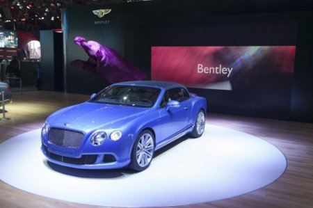 2013 Continental GT Speed Convertible