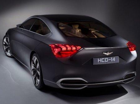 HCD-14 Genesis Concept