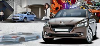 Тест-драйв Citroen C-Elysee, Peugeot 301