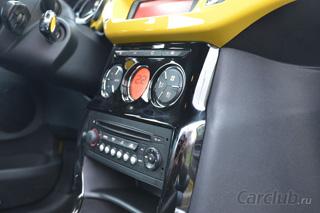 Тест-драйв Citroen DS3