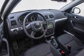 Тест-драйв Opel Mokka, Skoda Yeti, Kia Sportage