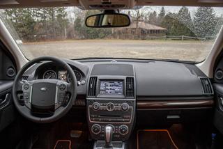 Тест-драйв Land Rover Freelander