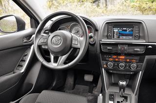 Тест-драйв Mazda CX-5, Mitsubishi Outlander