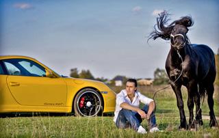 Тест-драйв Porsche 911 Carrera 4 GTS