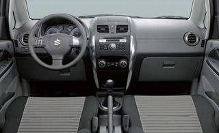 Тест-драйв Renault Duster, Suzuki SX4