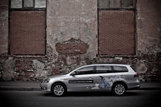 Тест-драйв Volkswagen Passat Variant